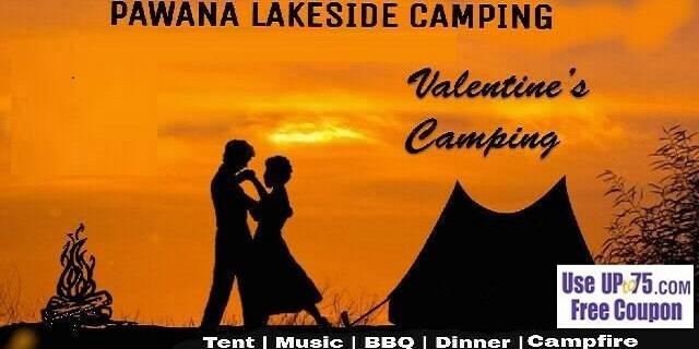 Pawana Lakeside Camping at Book a Tent offers India