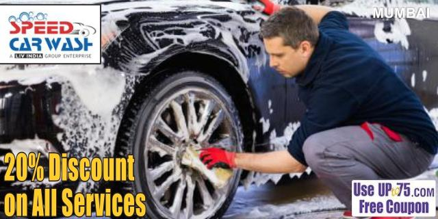 Speed Car Wash offers India