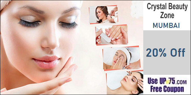 Crystal Beauty Zone offers India