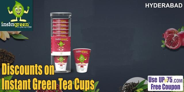 Instagreen Tea offers India