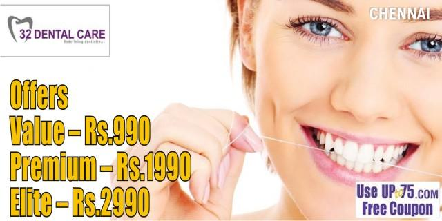 32 Dental Care offers India