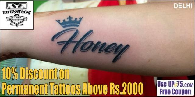 Tattoosphere offers India