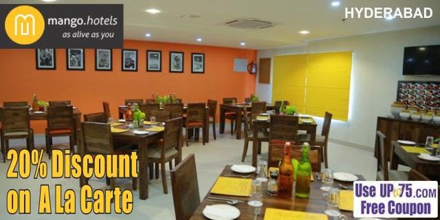 Mint Water Restaurant at Mango Hotels Jupiter offers India