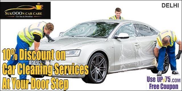 Sukooon Car Care offers India