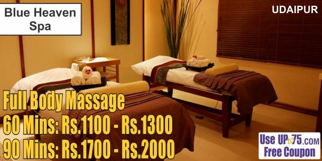 Blue Heaven Spa offers India