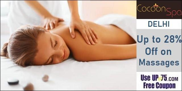 Cocoon Spa offers India