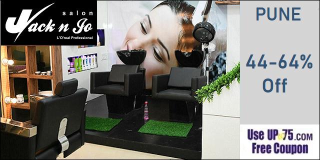 Jack n Jo Salon offers India