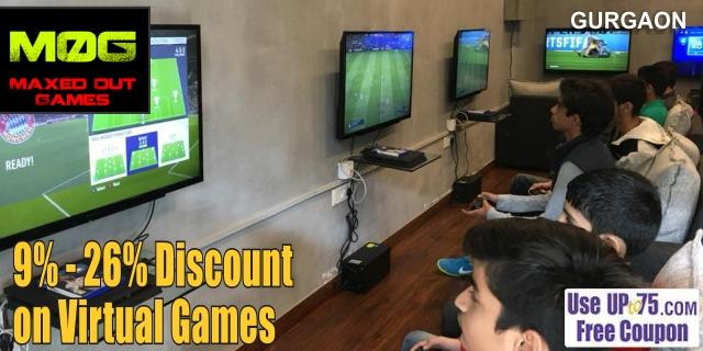 Maxed Out Games offers India