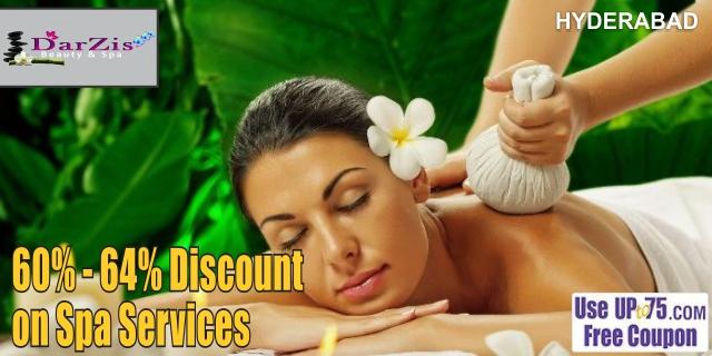 Darzis Beauty and Spa offers India