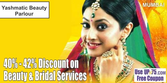 Yashmatic Beauty Parlour offers India
