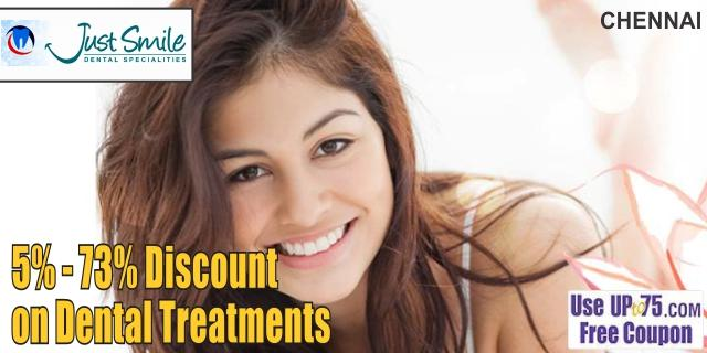 Just Smile Dental Specialities offers India