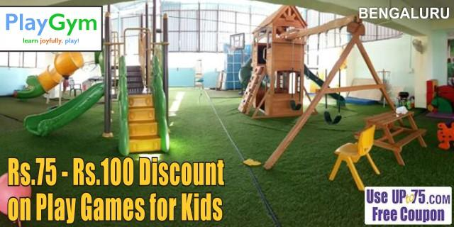 PlayGym offers India
