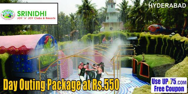 Srinidhi Resorts offers India
