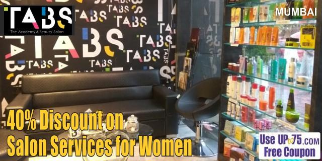 TABS The Academy and Beauty Salon offers India