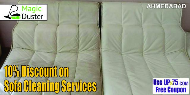 Magic Duster Cleaning Services offers India