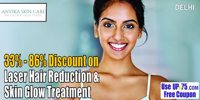 Anvika Skin Care offers India