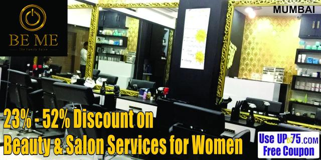BE ME The Family Salon offers India