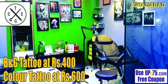 Custom Tattoo Studio offers India