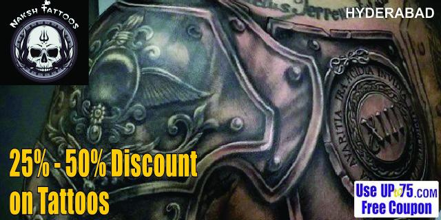 Naksh Tattoos offers India