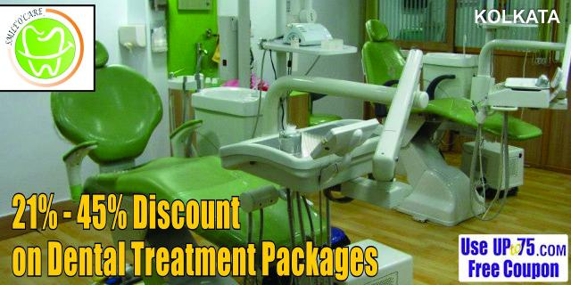 SmileOcare Dental Clinic offers India