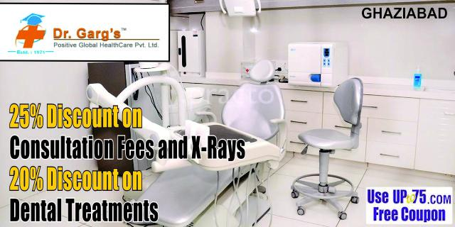 Dr Gargs Royal Dental Care offers India