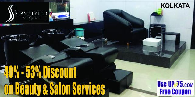 Stay Styled Hair and Beauty Salon offers India