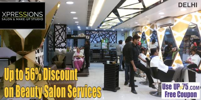 Xpressions Salon offers India