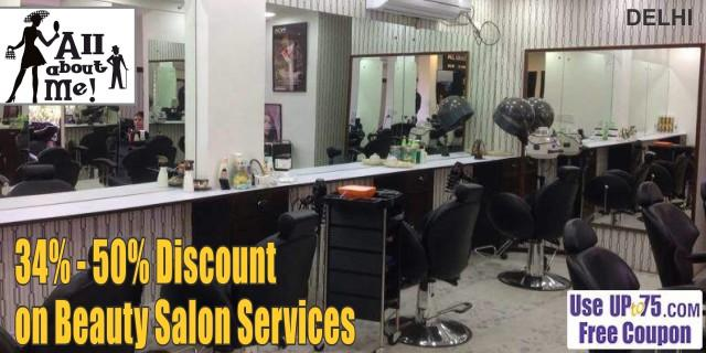 All About Me Salon offers India