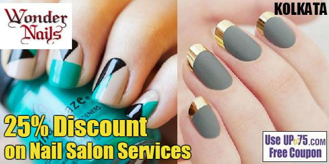 Wonder Nails offers India