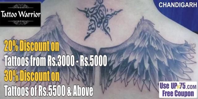 Tattoo Warrior offers India