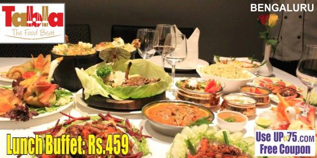 Tabla Restaurant offers India