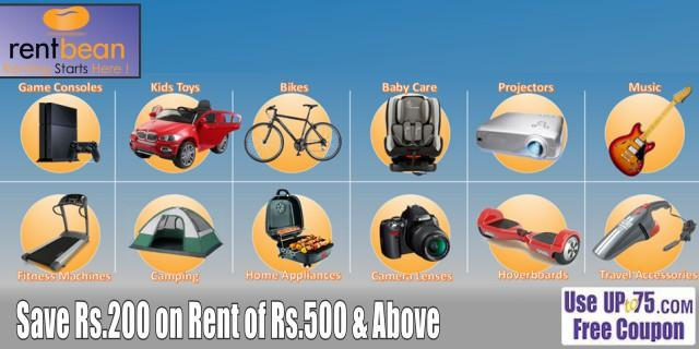 Rentbean offers India