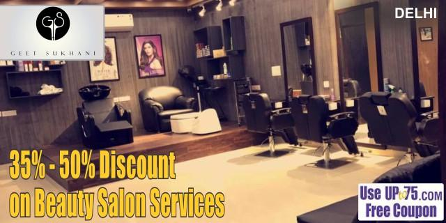 Geet Sukhani Salon and Academy offers India