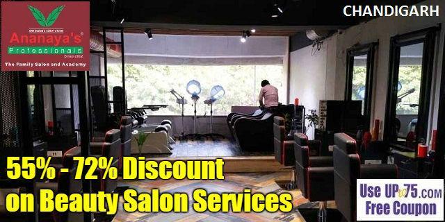 Ananayas Beauty Salon offers India