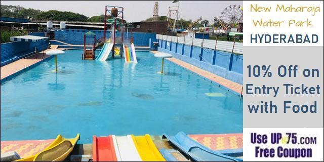 New Maharaja Water Park offers India