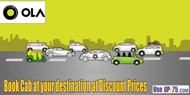 Ola Cabs offers India
