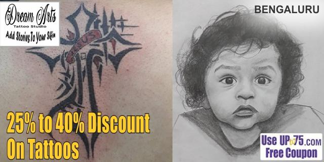 Dream Art Tattoo Studio offers India