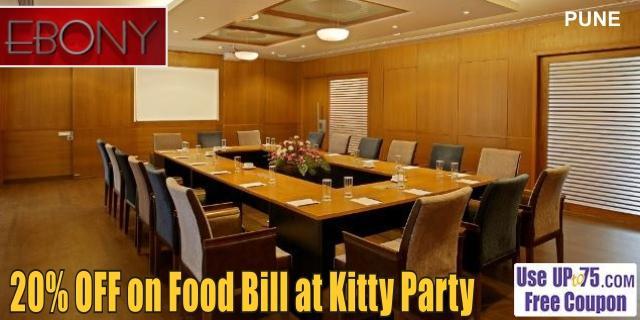 Ebony Restaurant offers India