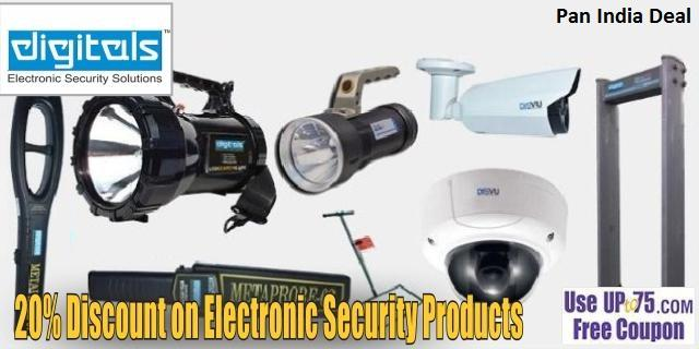 Digitals India Security Products Pvt Ltd offers India