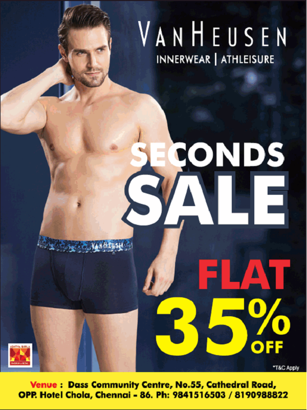 Van Heusen offers India