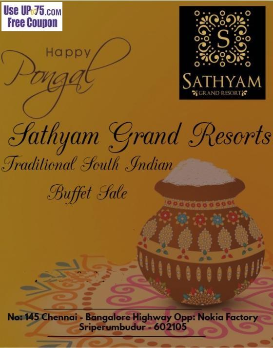 Sathyam Grand Resorts offers India