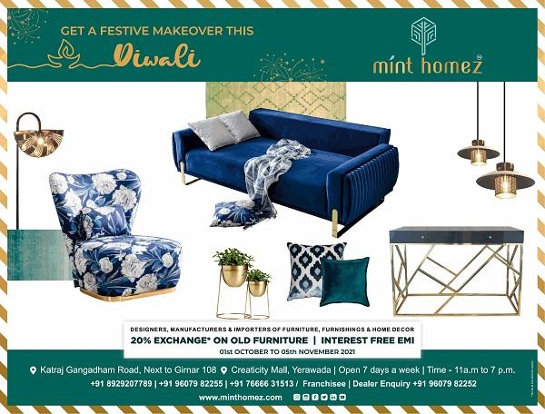Mint Homez offers India