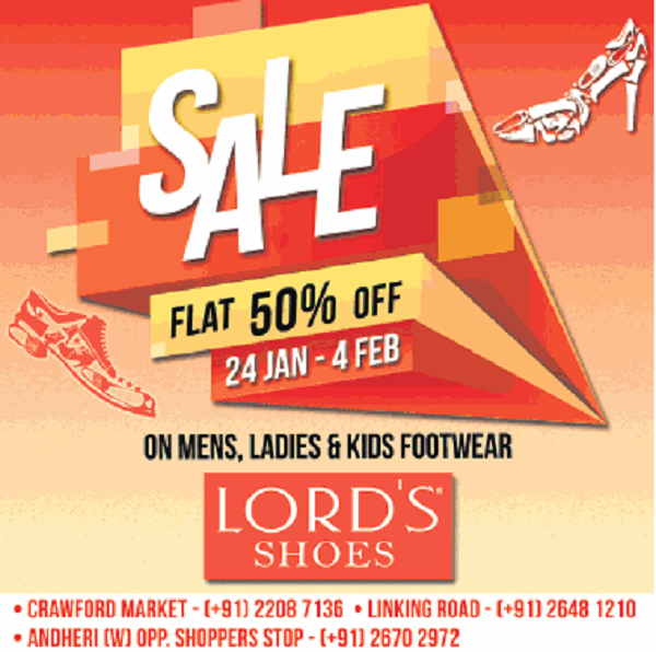 Lords Shoe offers India