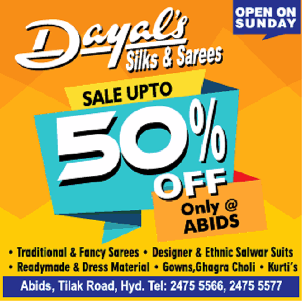 Dayals offers India