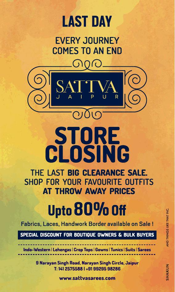 Sattva offers India