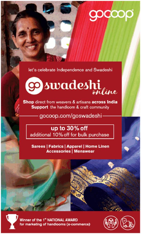 Gocoop offers India