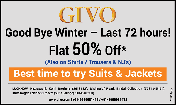Givo offers India