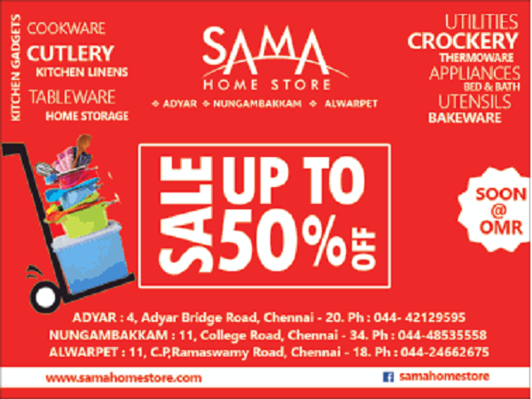 Sama Home Store offers India