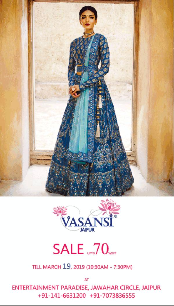 Vasansi offers India