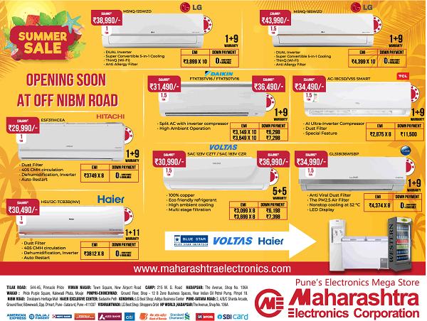 Maharashtra Electronics Corporation offers India